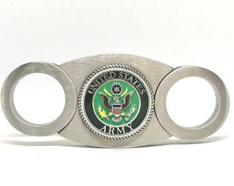 Army Cigar Cutter – Color