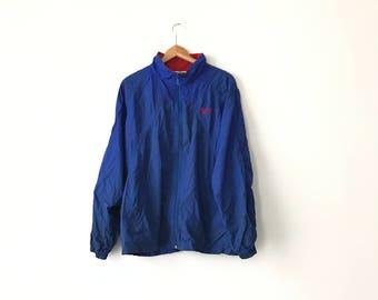 REEBOK WINDBREAKER // 90s // XL // Reebok // 90s Reebok // Reebok Jacket // Vintage // Reebok Windbreaker // Reebok Jacket // 90s Reebok