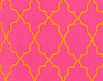Michael Miller - Moroccan Lattice - Sorbet - 1/2 yard fabric - by Boutique Mia
