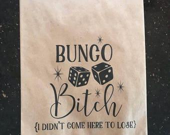 25 Bunco Bags