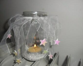Star Burst Candle Holder