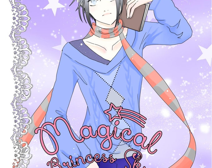 Magical Princess Sky Volume 3 - original manga