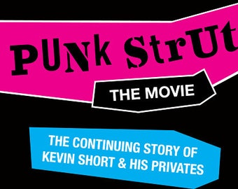 Punk Strut - the Movie (DVD)