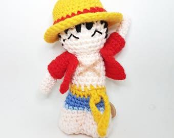 Amigurumi Doll Anime : Anime amigurumi etsy