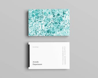 Avenda Business Card Template