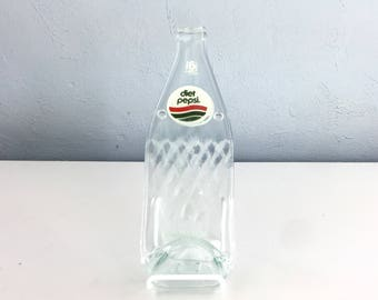 1970s Vintage Diet Pepsi Bottle Spoon Rest