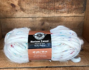 Loops and Threads brand wool blend yarn