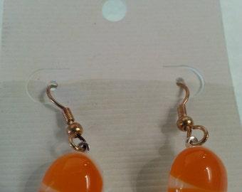 Orange Sherbet earrings