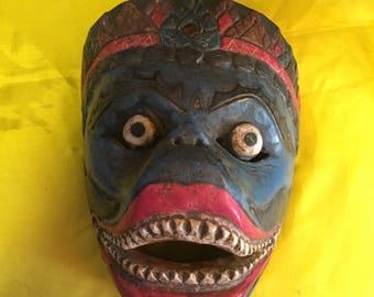 Indonesian Monkey Mask