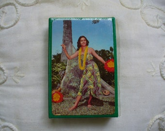 1950's Souvineer Hawaian Playing Cards