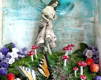 Paper Fairy Shrine No. 6