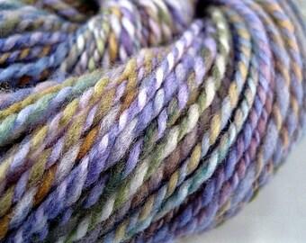 BLUEBELL - Handspun Extra Fine Merino Yarn, 140, 140, & 160 yards