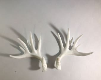 Resin antlers bjd SD