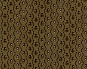 New Hope - Pine Green Wavy Stripe - Jo Morton - 38037-16