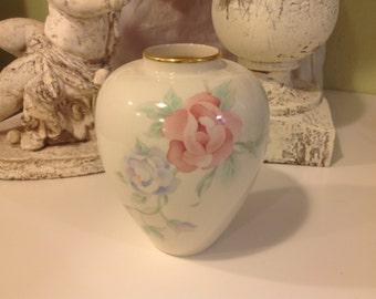 Vintage Lenox Centennial Roses Vase