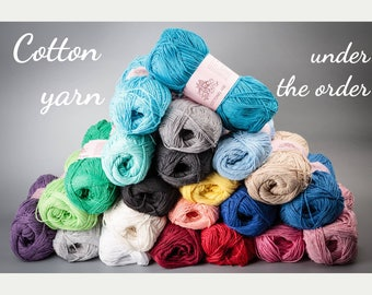 Cotton yarn 200 grams cotton with acrylic many colors worsted cotton yarn lace cotton yarn warp yarn