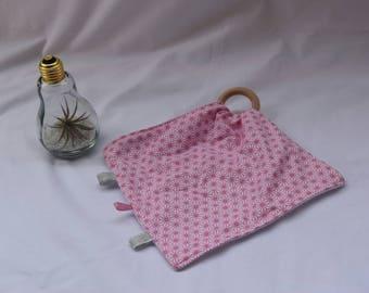 Plush cloth diaper