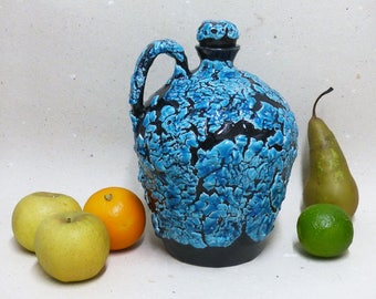 Ceramic French vintage Auguste Luccesi