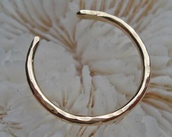 14K GOLD Open Ring