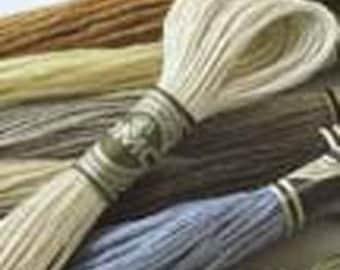 Echevette leading embroidery DMC linen thread
