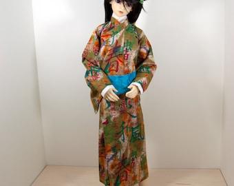 SD Boy Grafitti Kimono/Yukata