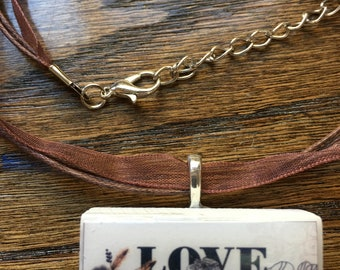 Love One Another Pendant