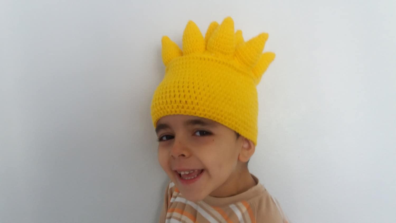 Häkeln Sie Bart Simpson-häkeln Bart Simpson