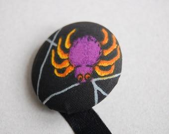 Itsy Bitsy Spider Paci Clip