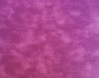 "Fuchsia Blender 108"" wide back 100% cotton fabric"