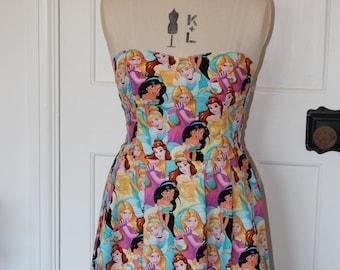 disney princess sweet heart dress