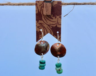 The Antique Aura Earrings