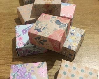 Origami box set of 3