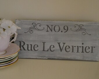 Rue LeVerrier