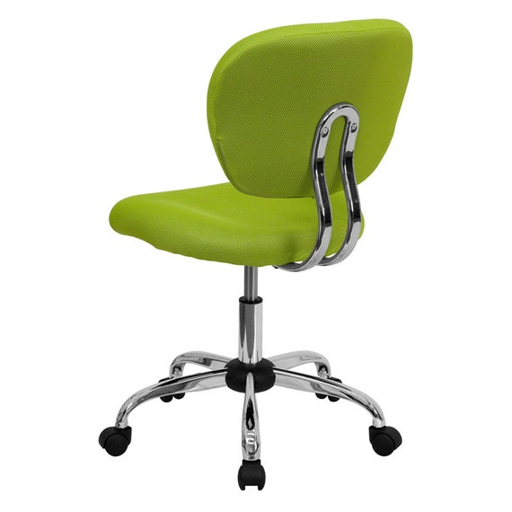 Flash Furniture embroidered office chair BT-682-BK-EMB-GG