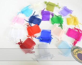 Organza Bags 5 x 7 cm