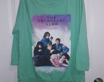 The Breakfast Club Shirt!
