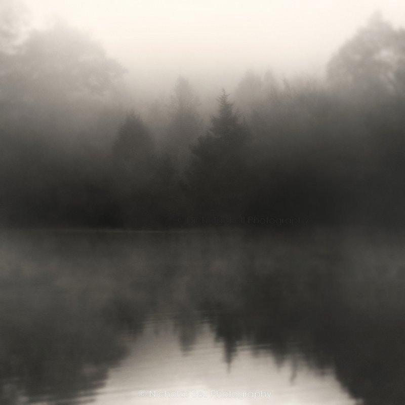 Landscape photography fog photography lake house decor lake zoom m4hsunfo
