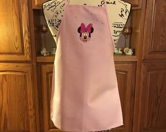 Minnie Mouse Child's Apron
