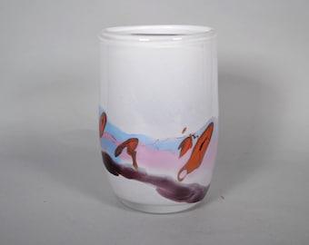 Kosta Boda Sweden  - design  Art glass vase - Kosta Art - Signed