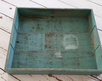 Vintage Little Box Tray
