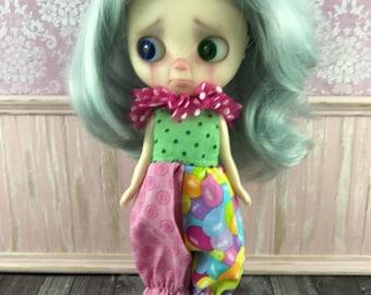 Middie Blythe Romper - Jellybeans