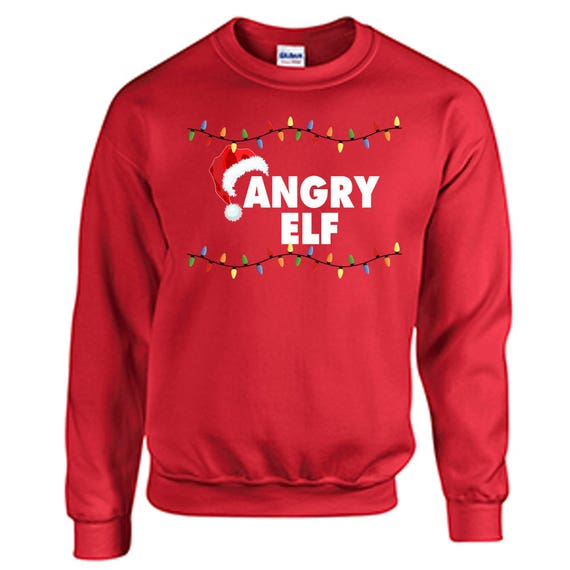Tacky Christmas Sweatshirt Papa Elf Christmas Shirt Holiday Christmas Tacky Shirt 2lg1jbZqV