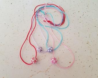 10 Pieces - Soccer Necklaces