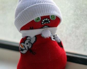 Ghax the Champion Snowman Slouchy