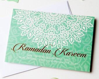 Ramadan Kareem Card, Ramadan Greeting Card, Ramadan card, Ramadan Mubarak Cards, Islamic Card, Muslim Card, Islamic greeting card,