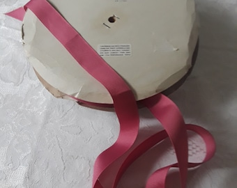 """Colonial Rose Grosgrain Ribbon, Approximately 80 Yards, 7/8"""" Wide"""
