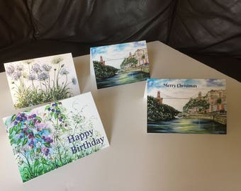 New A6 Greetings Cards