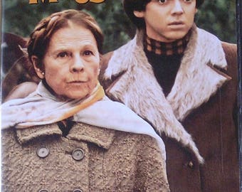 "SEALED DVD: ""Harold & Maude"" – 1971 Romantic Black Comedy Drama Classic – Love Story Like No Other – Ruth Gordon, Bud Cort, H. Ashby (Dir)"