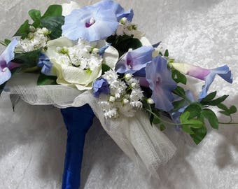 liseron bridal bouquet