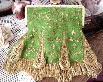Rosealind  Beaded Bag Purse Pattern